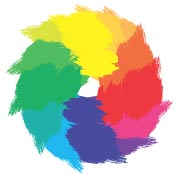 Community Media Color Wheel