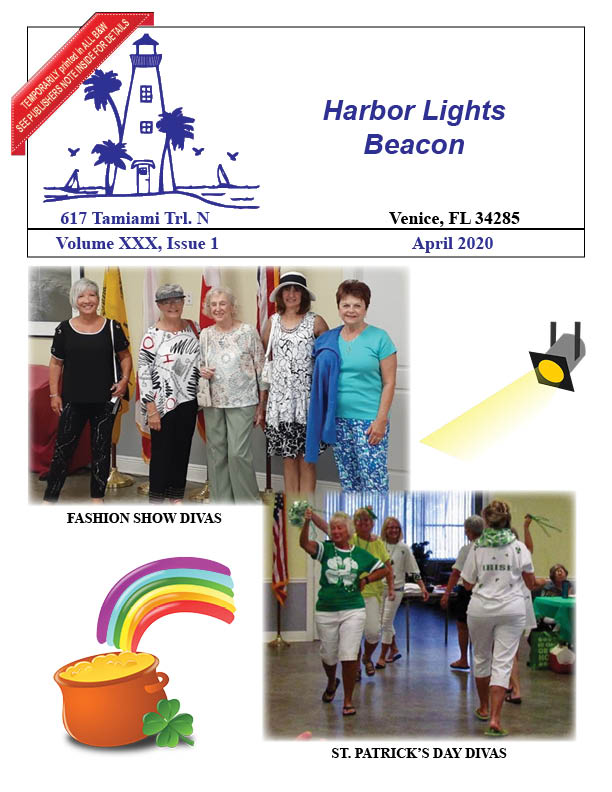 Harbor Lights Monthly Newsletters